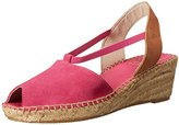 Andre Assous Women's Dainty-AA Espadrille Wedge Sandal