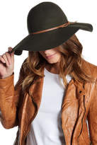 True Religion Floppy Wool Hat