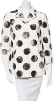 Dolce & Gabbana Casual Printed Jacket w/ Tags