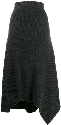 Pringle Travelling Ribbed Skirt