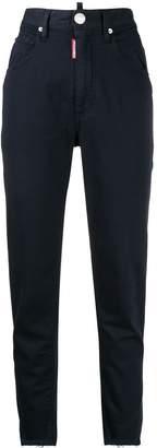 DSQUARED2 slim-fit Twiggy jeans