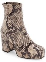 Topshop Women's Margarita Platform Boot