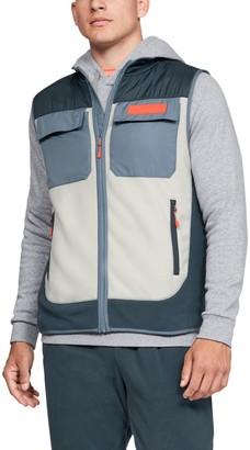 Under Armour Men's UA Trek Polar Fleece Vest