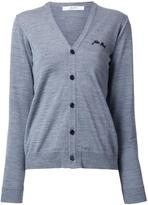 Julien David v-neck cardigan - women - Wool - M