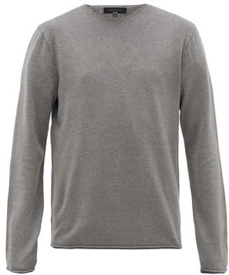 Rag & Bone Trent Knitted Sweater - Mens - Grey