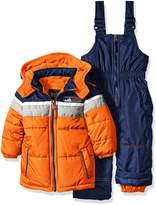 iXtreme Baby Boys' Colorblock Snowsuit