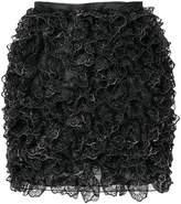 Christopher Kane mini ruffle skirt