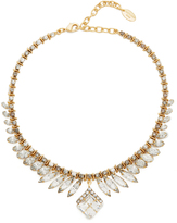 Elizabeth Cole Emira Choker Necklace