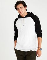 American Eagle Outfitters AE Colorblock Popover Hoodie