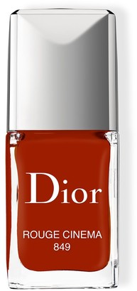 Christian Dior Rouge Vernis - Colour 849 Rouge Cinema