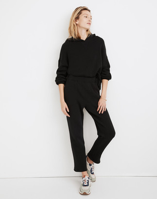 Madewell MWL Airyterry Tapered Sweatpants: Stitched-Pocket Edition