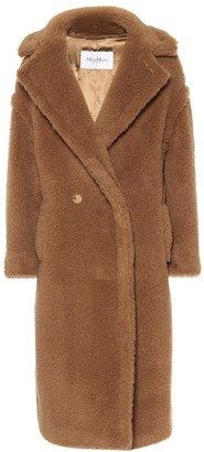 Max Mara Teddy Bear Icon camel hair coat