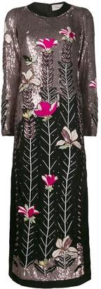 Temperley London Magnolia Maxi-Dress