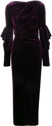 Talbot Runhof Rosia evening gown