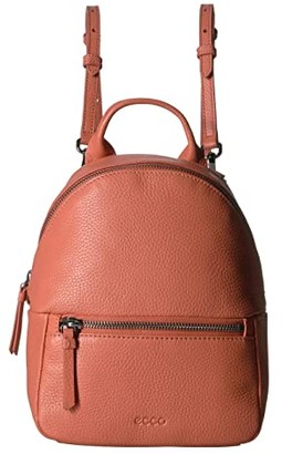 Ecco SP 3 Mini Backpack (Apricot) Backpack Bags