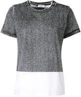 Jil Sander - contrast T-shirt