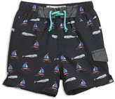 Sovereign Code Boys' Splash Swim Trunks