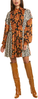 Dodo Bar Or Erin Mini Dress