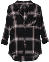 Rails Black Hunter Button Down