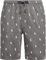 Ralph Lauren Allover Pony Knit Sleep Short