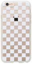 Rifle Paper Co. Clear Checkers iPhone 6/6S Case