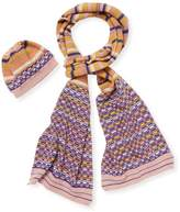 Missoni Women's Hat & Scarf Gift Set