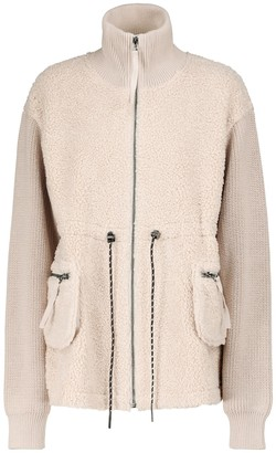 Varley Westwood fleece jacket
