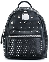 MCM x-mini 'Stark Special' backpack - unisex - Leather/metal - One Size