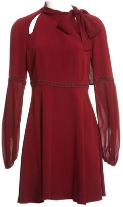 Giamba Red Viscose Dresses