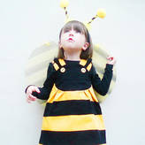 Bumble Bee Wild Things Funky Little Dresses Play Dress Up