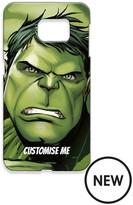 Marvel MARVEL HULK PERSONALISED SAMSUNG S7 PHONE CASE