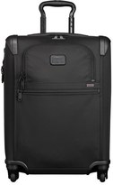 Tumi Men's 'Alpha 2' Continental Carry-On - Black