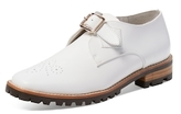 F-Troupe Leather Buckle Loafer