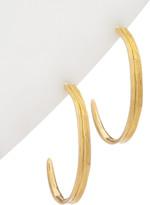 Michael Aram Palm 18K Earrings