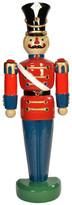Barcana Heavy Duty Fiberglass Half Jeweled Christmas Toy Figure