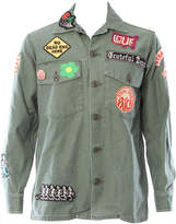MadeWorn Grateful Dead Patch Jacket