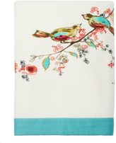 Lenox Chirp Printed Bath Towel