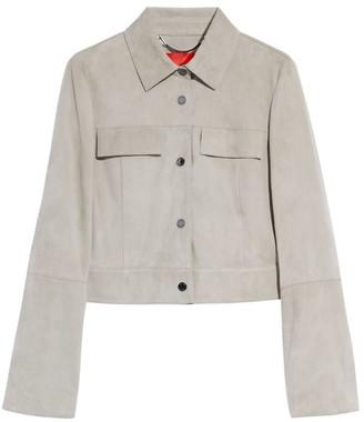 Max & Co. Suede Merito Jacket