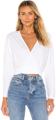 Amuse Society Shandie Long Sleeve Top