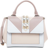 GUESS Evette Top Handle Flap Satchel