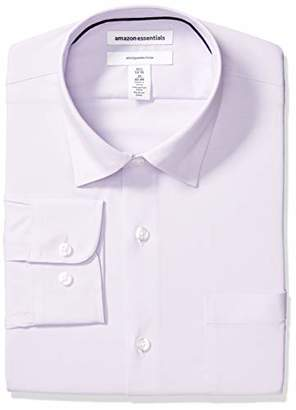 Amazon Essentials Slim-fit Wrinkle-resistant Stretch Dress Shirt