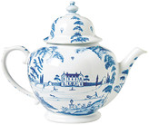 Juliska Country Estate Teapot - White/Blue