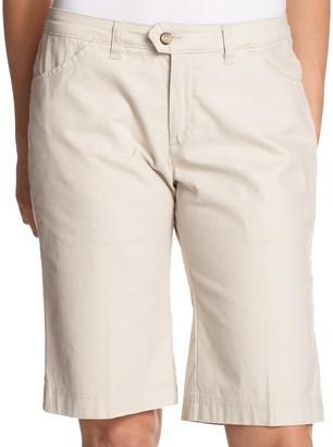 Dickies Women's Stretch Twill Long Short