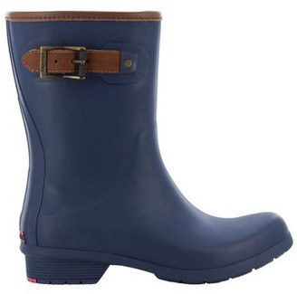 Chooka Women's City Solid Mid Rain Boot
