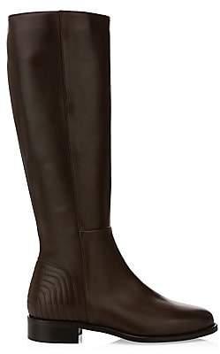 Aquatalia Women's Nathalia Tall Leather Boots