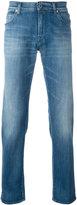Emporio Armani straight-leg jeans - men - Cotton/Spandex/Elastane - 30