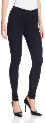 James Jeans Women's Twiggy Seamless Side Yoga Legging Jean