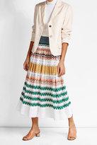 Missoni Crochet Knit Skirt