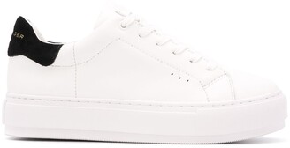 Kurt Geiger Laney flat sneakers