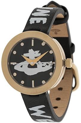 Vivienne Westwood Orb logo watch